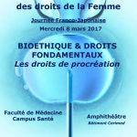 Bioéthique et droits fondamentaux. Les droits de procréation